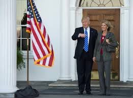 Trump and devos